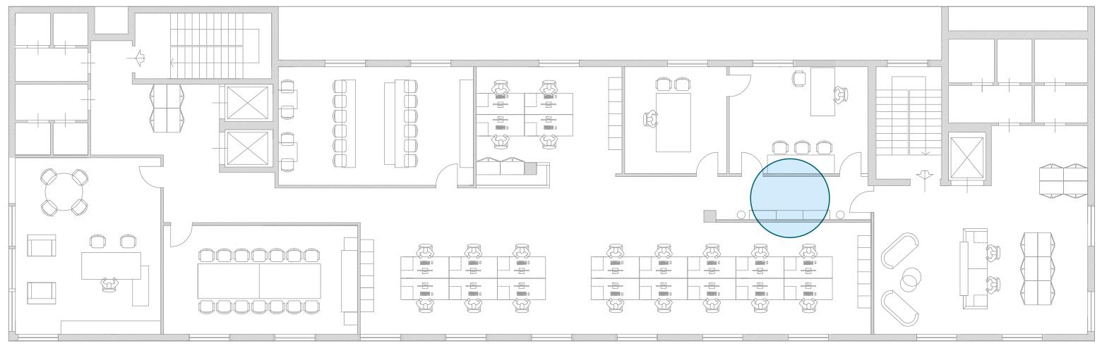 CATALOGO TANZI 2019 6 piantina - Produzione mobili per ufficio Tanzi